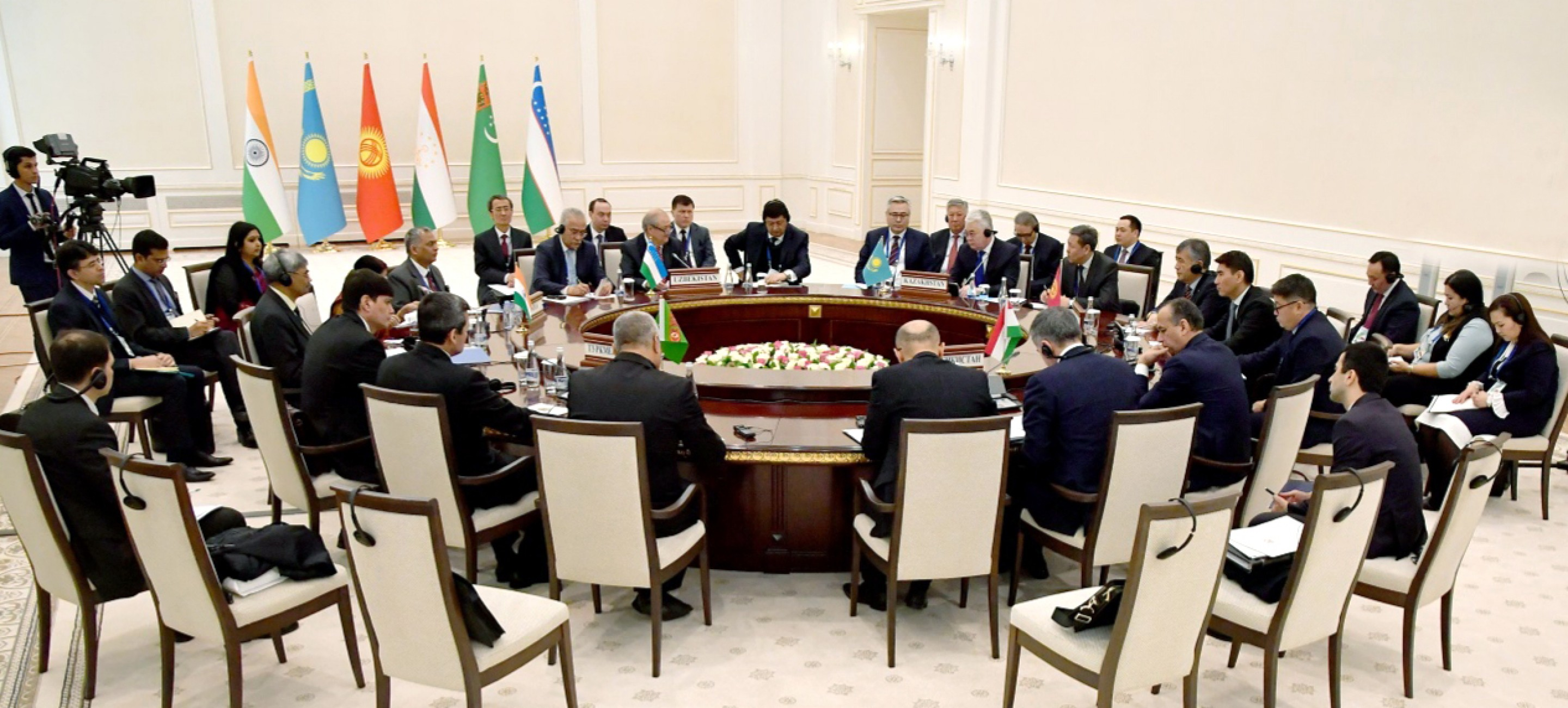 "TURKMEN DELEGATION PARTICIPATED AT THE FIRST MEETING OF ""CENTRAL ASIA-INDIA"" DIALOGUE"