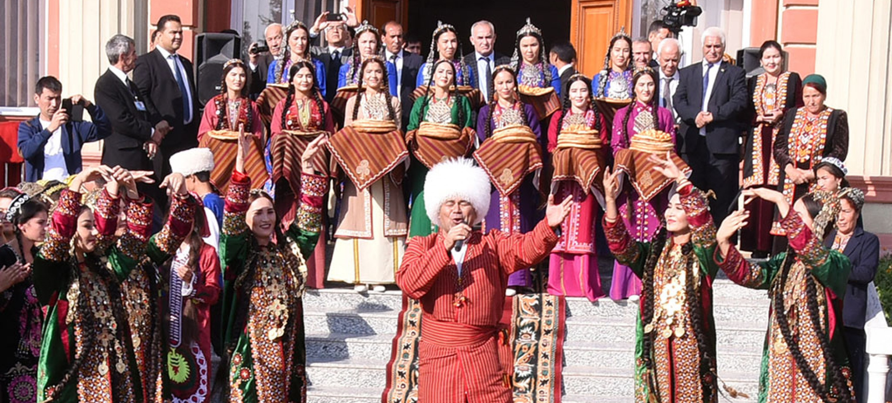 DAYS OF СULTURE OF TURKMENISTAN IN THE REPUBLIC OF TAJIKISTAN STARTED IN DUSHANBE
