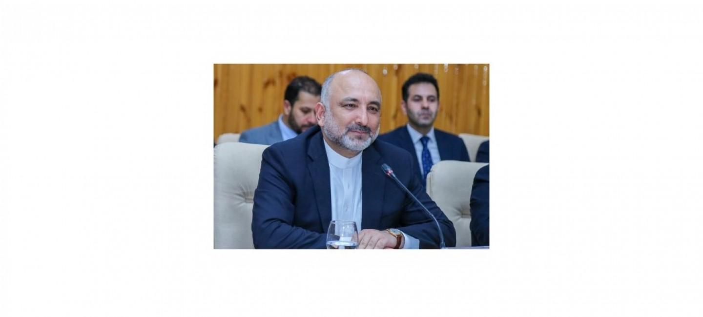 TURKMEN-AFGHAN POLITICAL CONSULTATIONS WERE HELD IN AFGHANISTAN