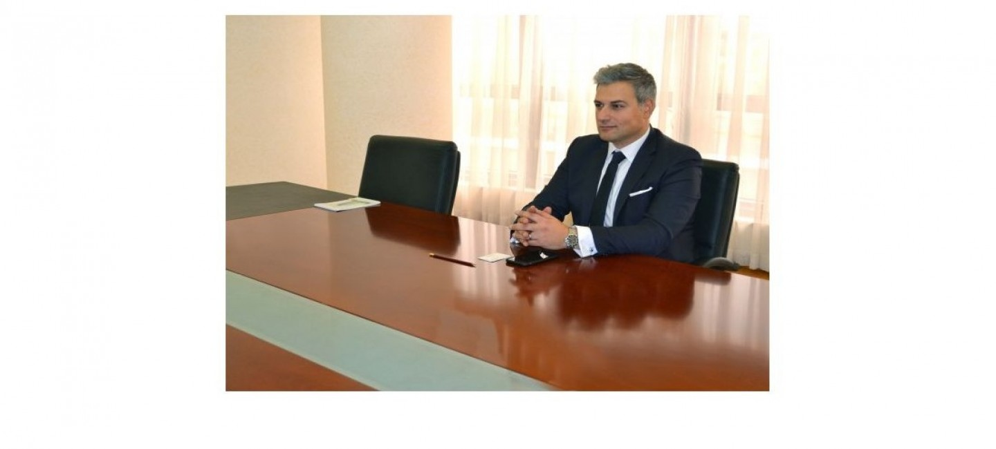 "COOPERATION ISSUES DISCUSSED WITH THE REPRESENTATIVE OF ""EURONEWS"""