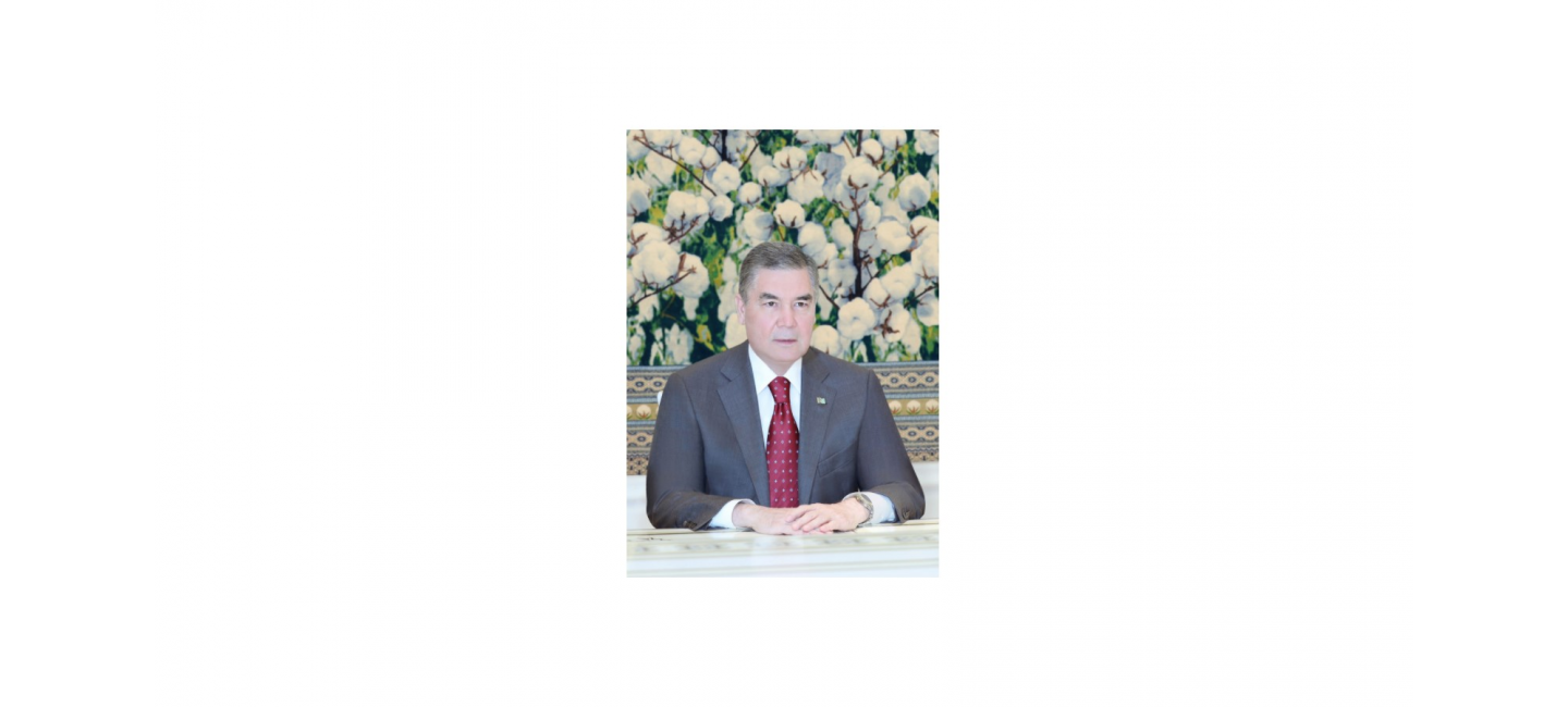 PRESIDENT OF TURKMENISTAN RECEIVED CREDENTIAL LETTERS FROM THE AMBASSADOR EXTRAORDINARY AND PLENIPOTENTIARY OF THE REPUBLIC OF INDIA
