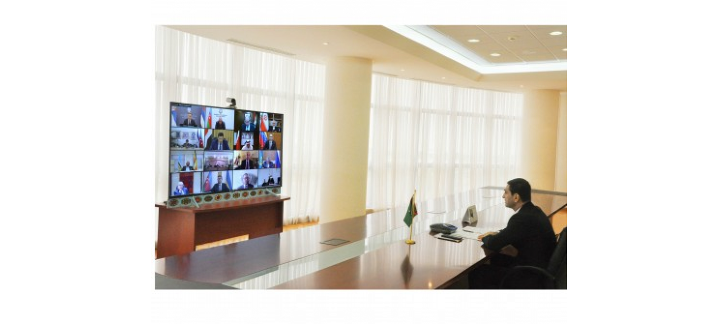 INITIATIVES OF TURKMENISTAN VOICED DURING THE MINISTERIAL CONFERENCE OF THE NON-ALIGNED MOVEMENT