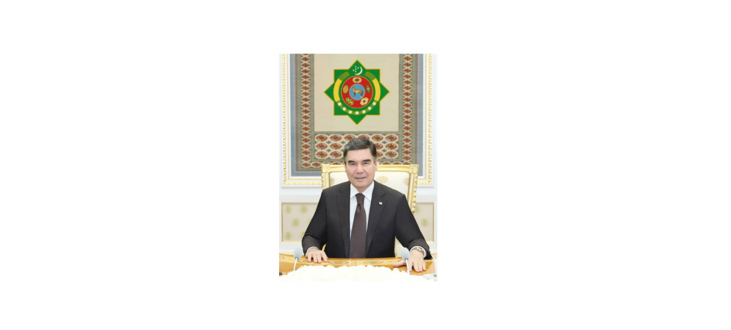 REGULAR MEETING OF THE CABINET OF MINISTERS OF TURKMENISTAN WAS HELD