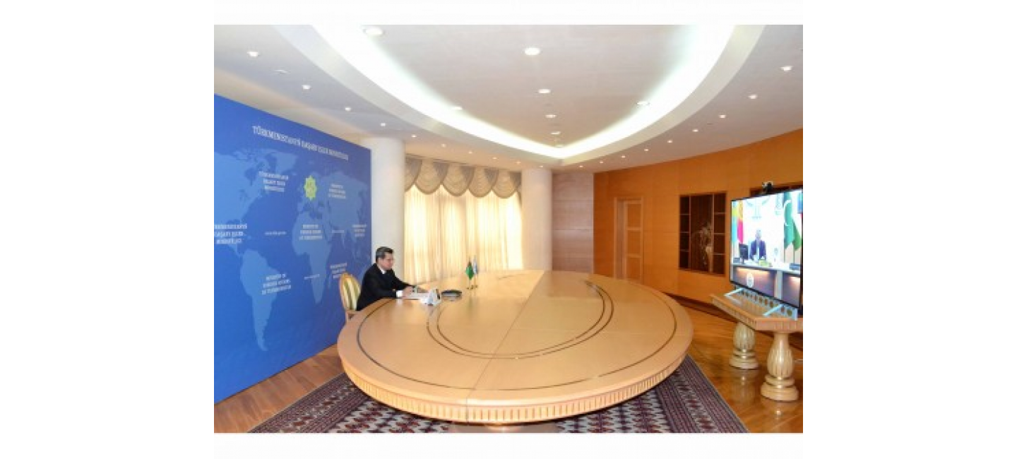 PRIORITY ISSUES OF INTERACTION BETWEEN TURKMENISTAN AND ECO WERE DISCUSSED