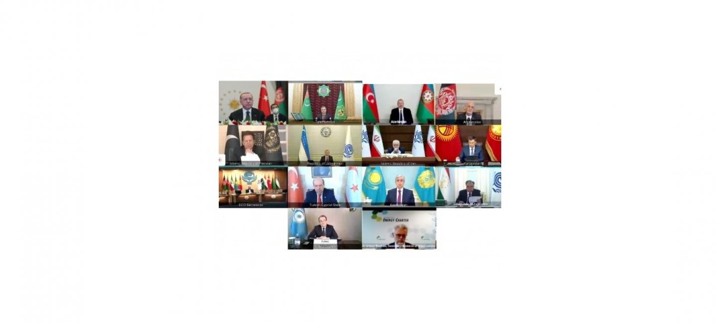 THE PRESIDENT OF TURKMENISTAN TOOK PART IN THE 14TH SUMMIT OF THE ECONOMIC COOPERATION ORGANIZATION