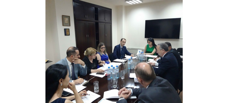 TURKMEN-ARMENIAN CONSULTATIONS ON CONSULAR ISSUES