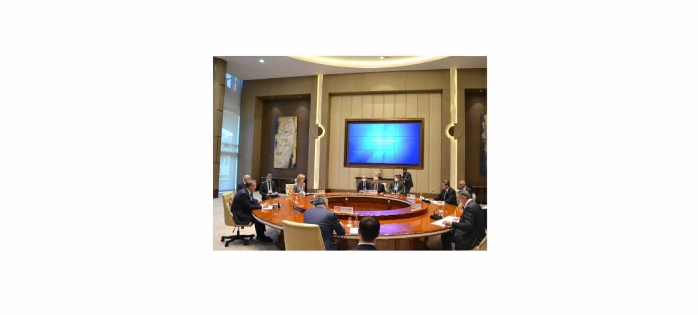 """COOPERATION ISSUES BETWEEN THE CENTRAL ASIAN COUNTRIES AND THE USA DISCUSSED WITHIN THE """"C5+1"""" FORMAT"""