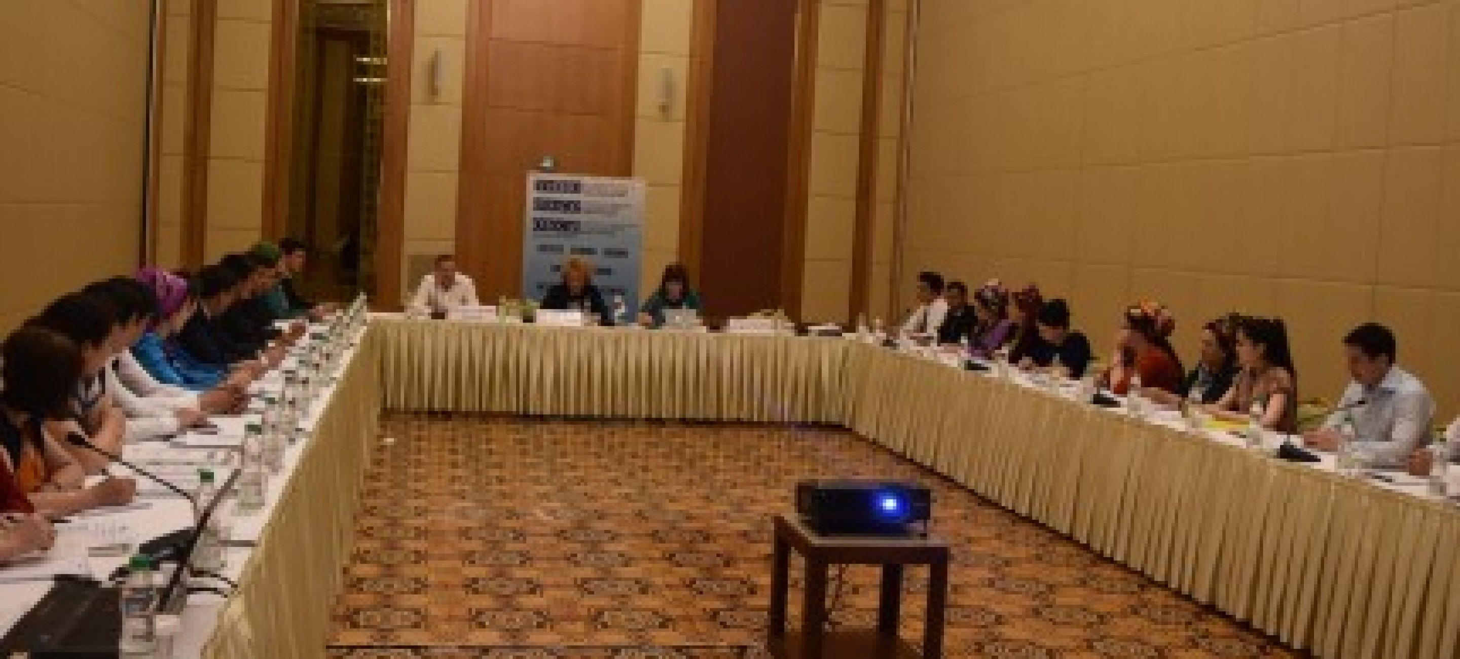 INTERNATIONAL STANDARDS OF BROADCASTING FOCUS OF OSCE SEMINAR IN TURKMENISTAN